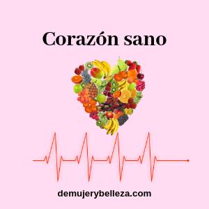 alimentos para tener un corazon sano