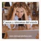Causas y síntomas del Estrés